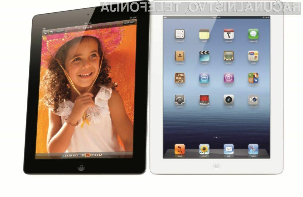 Brez pravih aplikacij visoka ločljivosti zaslona novega iPada ne pride do pravega izraza.