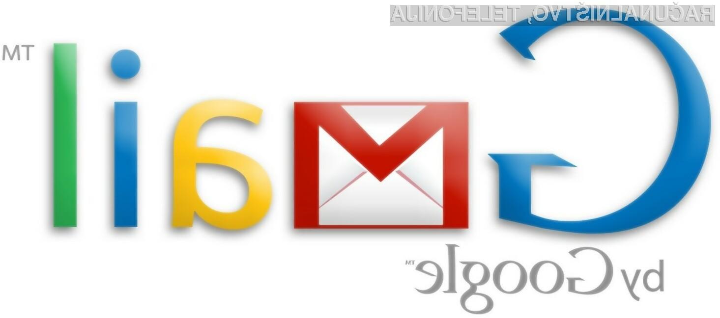 Gmail s še natančnejšim iskanjem sporočil