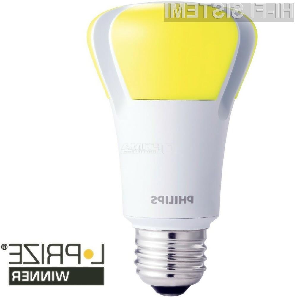 Philipsova revolucionarna žarnica bo svetila kar 20 let.