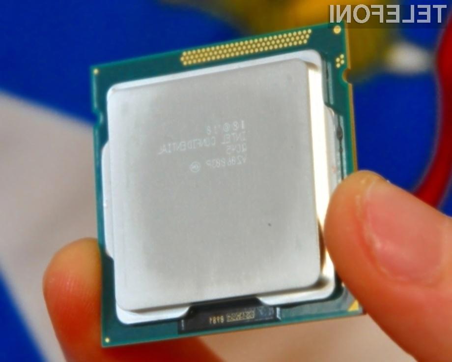 Procesorji Intel Ivy Bridge na pohodu