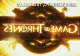 Trenutno se predvaja druga sezona serije Game of Thrones
