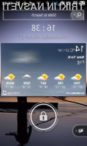 Aplikacija Quick Launch Lockscreen naredi mobilnik Android vsestransko uporaben.