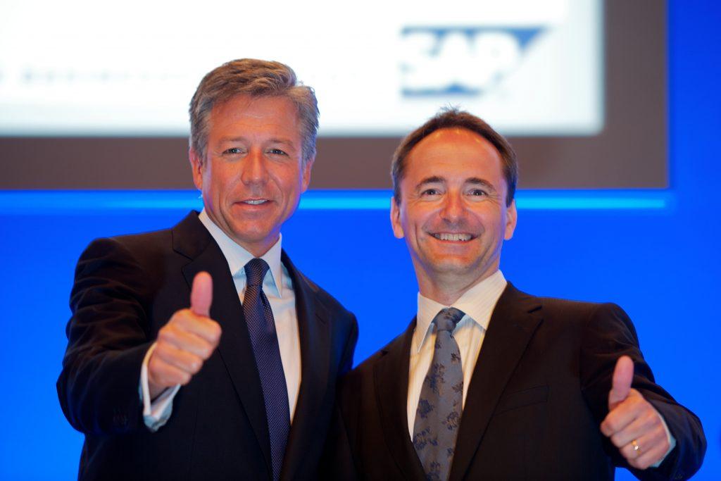 SAP praznuje 40 let inovativnosti