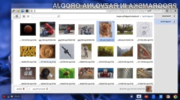 Oblačna storitev Google Drive je znatno poenostavila shranjevanje podatkov na računalnikih Chromebook.