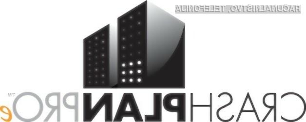 ChrashPlanProE skrbi, da so vaši podatki na varnem
