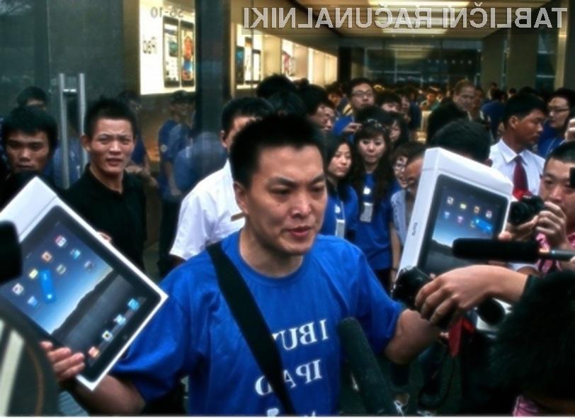 Apple je na kitajskem tako priljubljen, da so ljudje zanj pripravljeni narediti praktično vse!