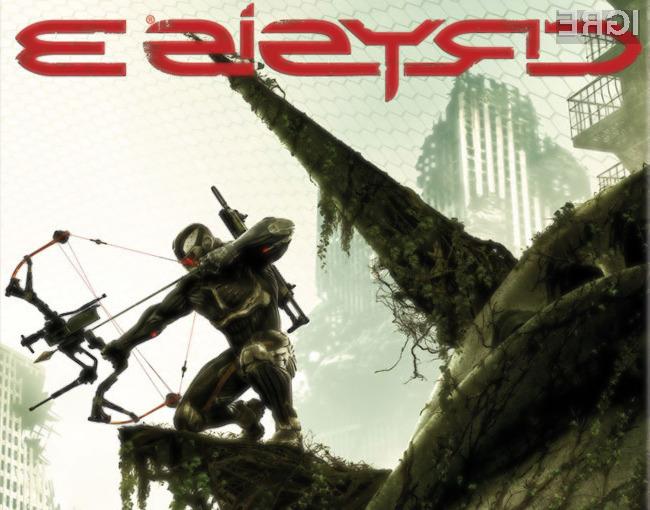 Računalniška igra Crysis 3 obeta veliko igričarskih užitkov!