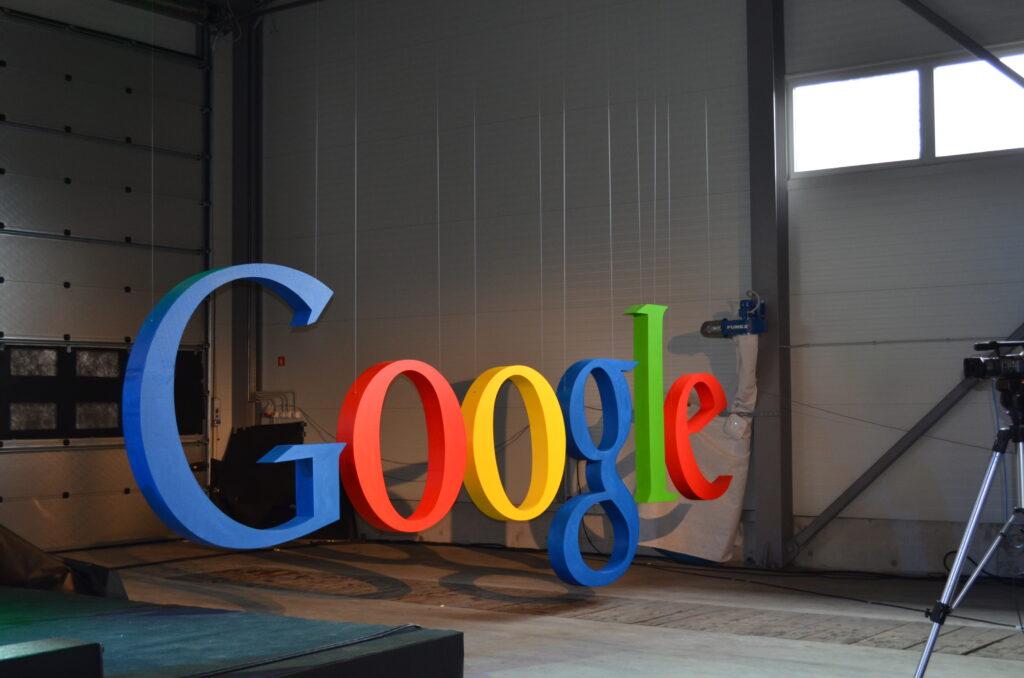 Logotip podjetja Google