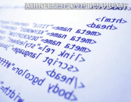 Tečaj Osnove HTML jezika in izdelava spletnih strani