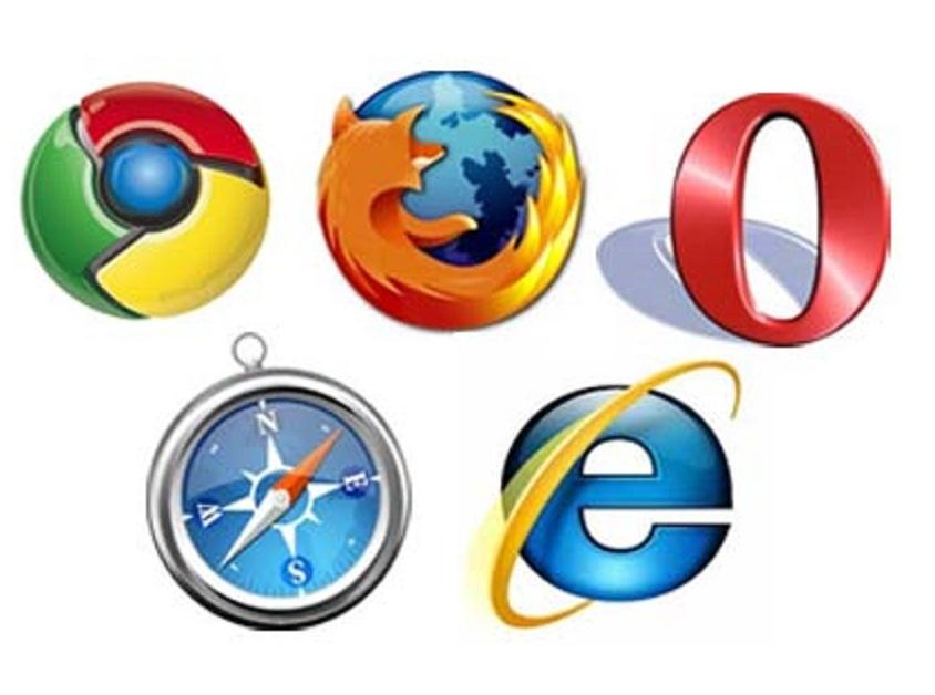 Vse novejše različice spletnih brskalnikov omogočajo brskanje na internetu brez puščanja sledi!