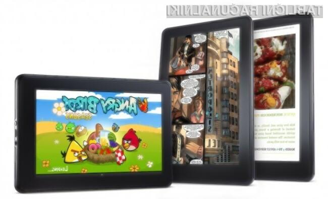 Amazon pripravlja kar tri nove modele in sicer v različicah s 7, 8 in 9 palčnim zaslonom.