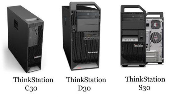 Lenovo ThinkStation D30 premore kar 16 pomnilniških rež, hiter pomnilniški sistem pa se odlično odreže tudi v večopravilnih okoljih.