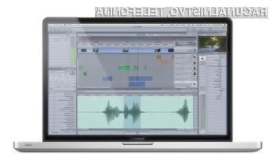 Tečaj Avdio produkcija z Logic Pro