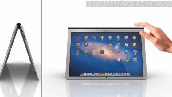 Bo MacBook kmalu tudi tablični računalnik?