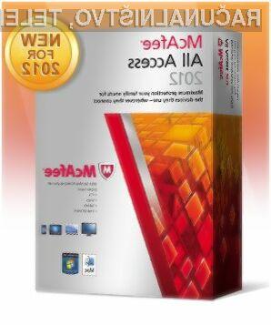 Program McAfee ® All Access