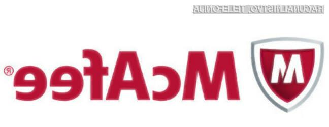 Program McAfee Internet Security za 3 računalnike