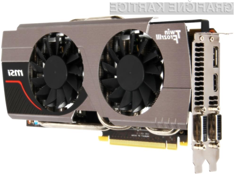 Hladilni sistem Twin Frozr III je v primerjavi  s standardnim hladilnikom veliko bolj učinkovit.