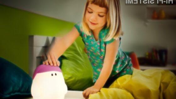 Philipsova pametna svetilka bo idelna rešitev za neprespane noči.