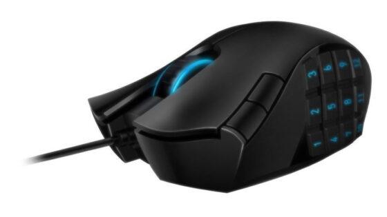 Z 10.000 všečki se je podjetje Razer model igralne miške Naga, odločilo predstaviti tudi v različici za levičarje.