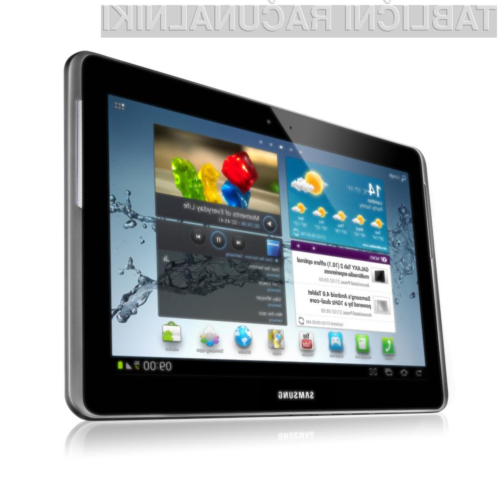 Pri Samsungu so si očitno premislili, saj želijo svoj Galaxy Tab 2 opremiti s štirijedrnim procesorjem.