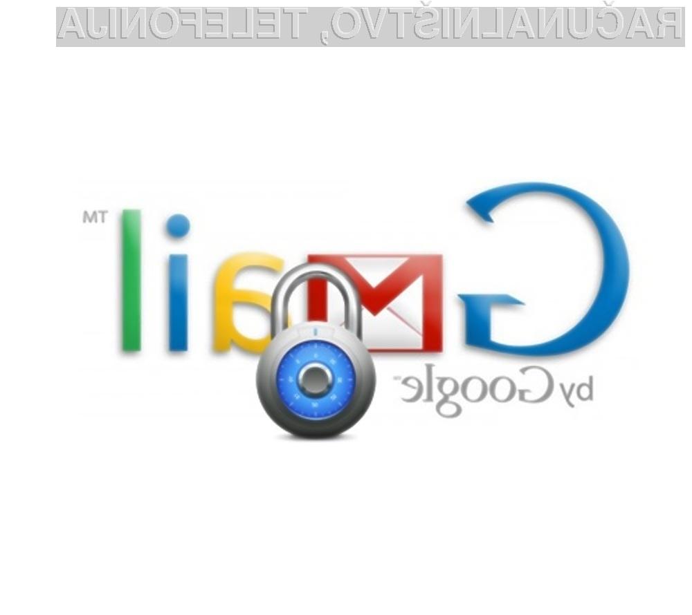 Je vaš Gmail varen pred spletnimi napadalci?