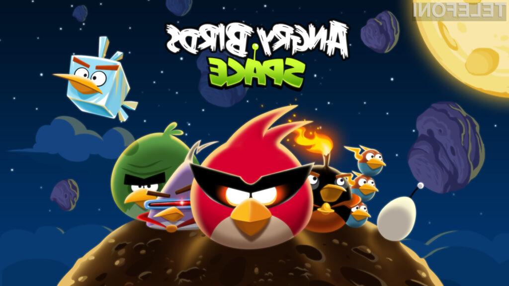 Angry Birds Space je zadnja iz serije iger Angry Birds.
