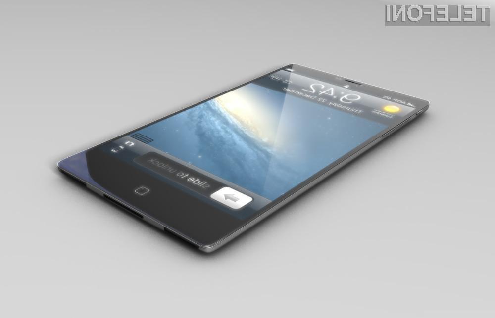 Na spletu se je našlo že kar nekaj konceptov novega iPhona 5. Enega izmed njih lahko vidite na sliki.