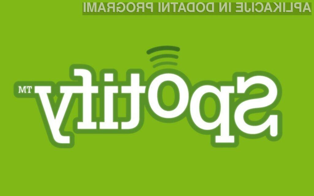 Spotify bo odsled na voljo tudi za Applov iPad.