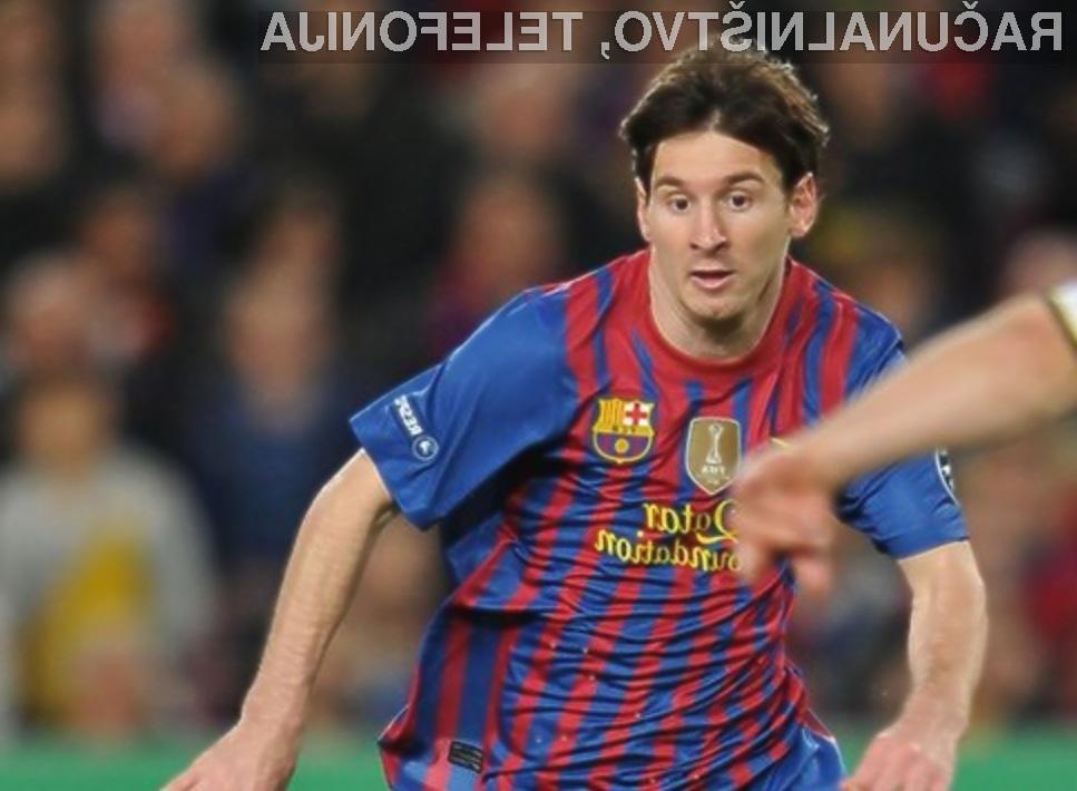 Messi na srečo ni mrtev, ampak se v rodni Argentini pripravlja na dvoboj z Ekvadorjem.