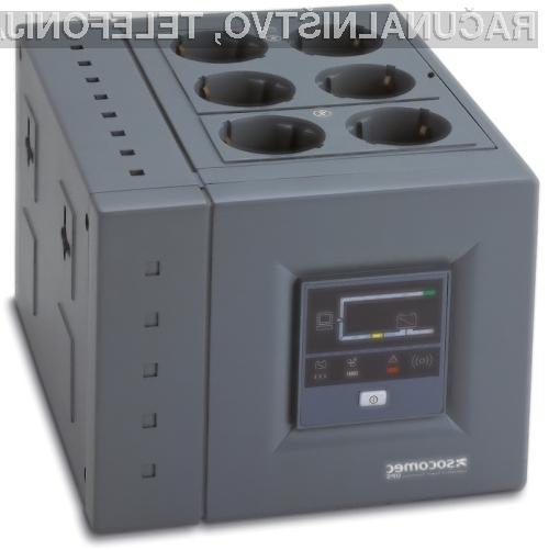 UPS NeTYS 750VA Socomec