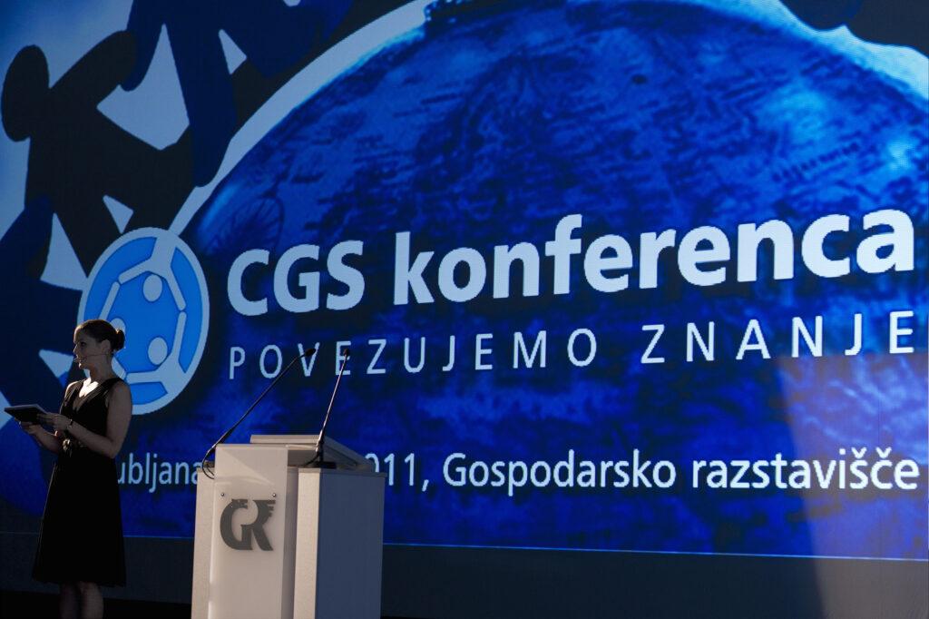 Podjetje CGS plus d.o.o. 16. maja prireja tradicionalno CGS konferenco