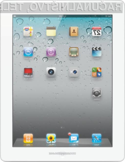 Tablični računalnik  Apple iPad 2 WiFi 3G 32 GB bel