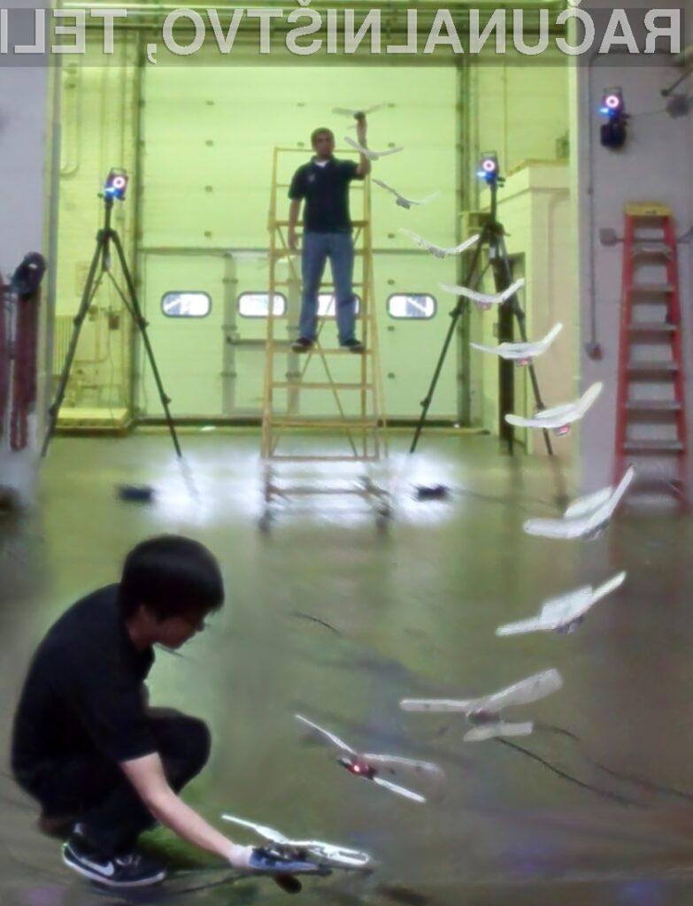 Bomo v prihodnosti dobili letala, ki bodo oponašala gibanje ptic?