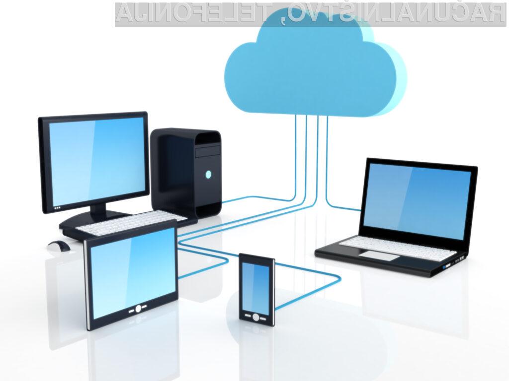 Poznavanje osnovnih pojmov računalništva v oblaku je ključnega pomena za razvoj sodobnega podjetja.