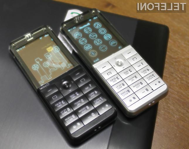 Mobilni telefon Explay Crystal združuje eleganco z napredno tehnologijo.