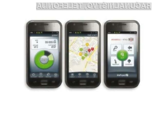 EasyPark Mobile je celovit parkirni sistem zasnovan na SaaS metodologiji