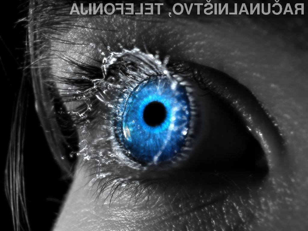 Pravijo, da so oči ogledalo človekove duše. Naj bo to ogledalo lepo in zdravo.