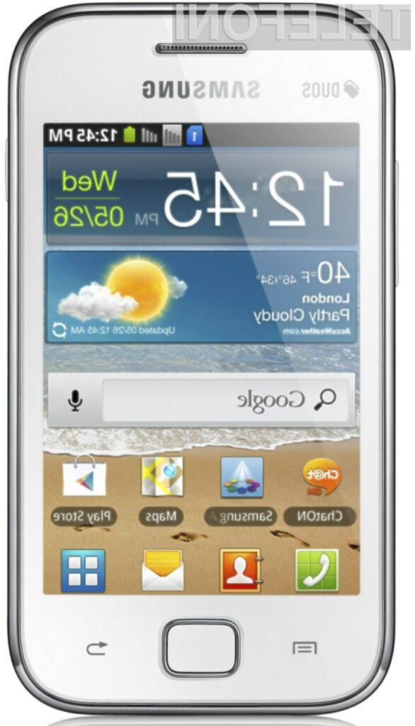 Uporaba dveh SIM kartic uporabnikom omogoča, da svoj telefon hkrati uporabljajo tako za osebne kot poslovne namene.