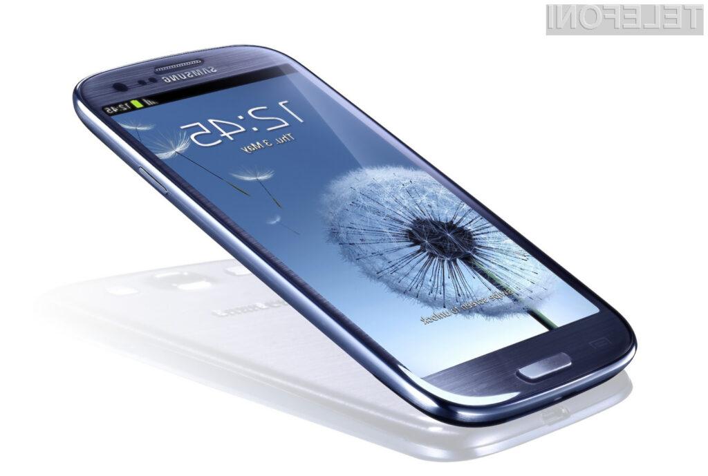 Nov Galaxy S3 se je na primerjalnih testih izkazal za izjemno zmogljivega.