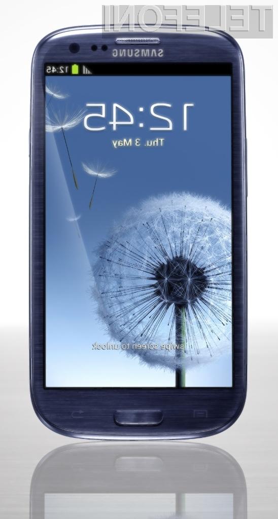 Samsung Galaxy S3 je končno med nami!