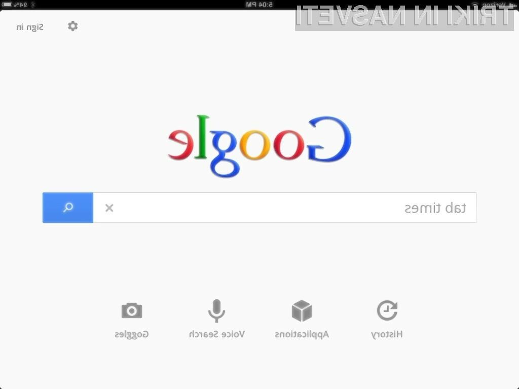 S pomočjo orodja Google Content Removal lahko na enostaven način odstranimo občutljivo vsebino iz Googlovega iskalnika.