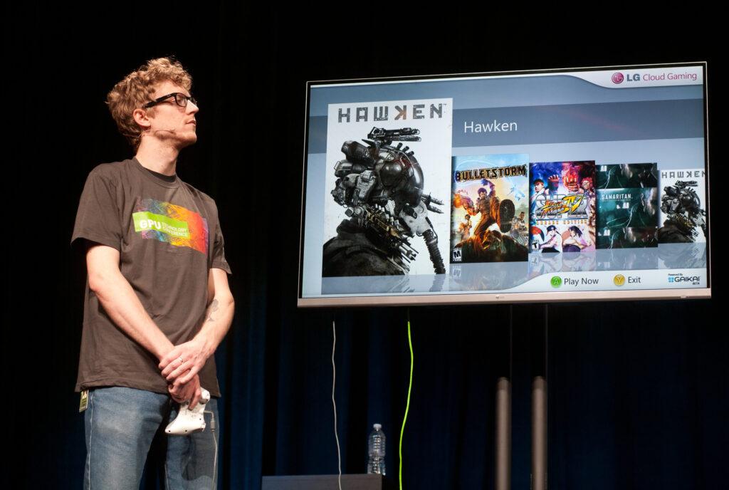 """Nvidijina """"oblačna"""" storitev VGX bo tudi uporabnikom z nekoliko slabšimi računalniki omogočila igranje grafično najzahtevnejših iger."""