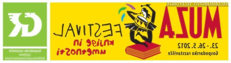 Festival MUZA se odvija med 23. in 26. majem na Gospodarskem razstavišču.