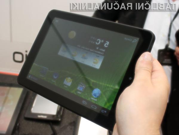 Nov model je pravzaprav nekoliko nadgrajena različica modela MultiPad 5080.
