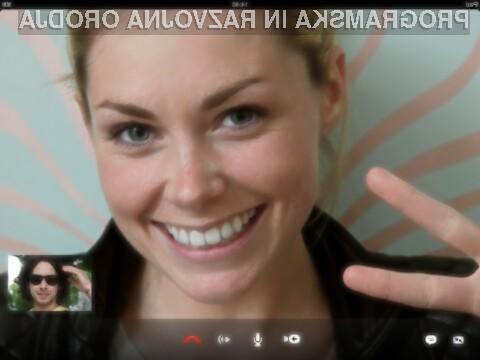 Uporabniki Applovih naprav so po dolgem času le dočakali korenito prenovo Skypa.