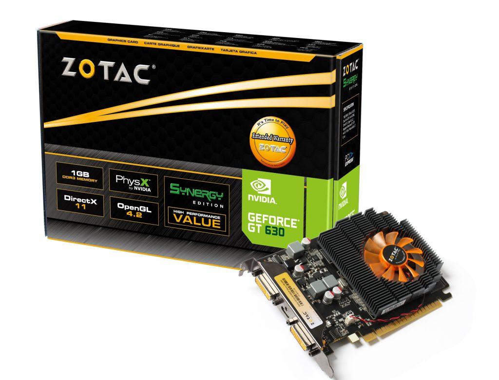 ZOTAC razširil uspešno serijo GeForce 600