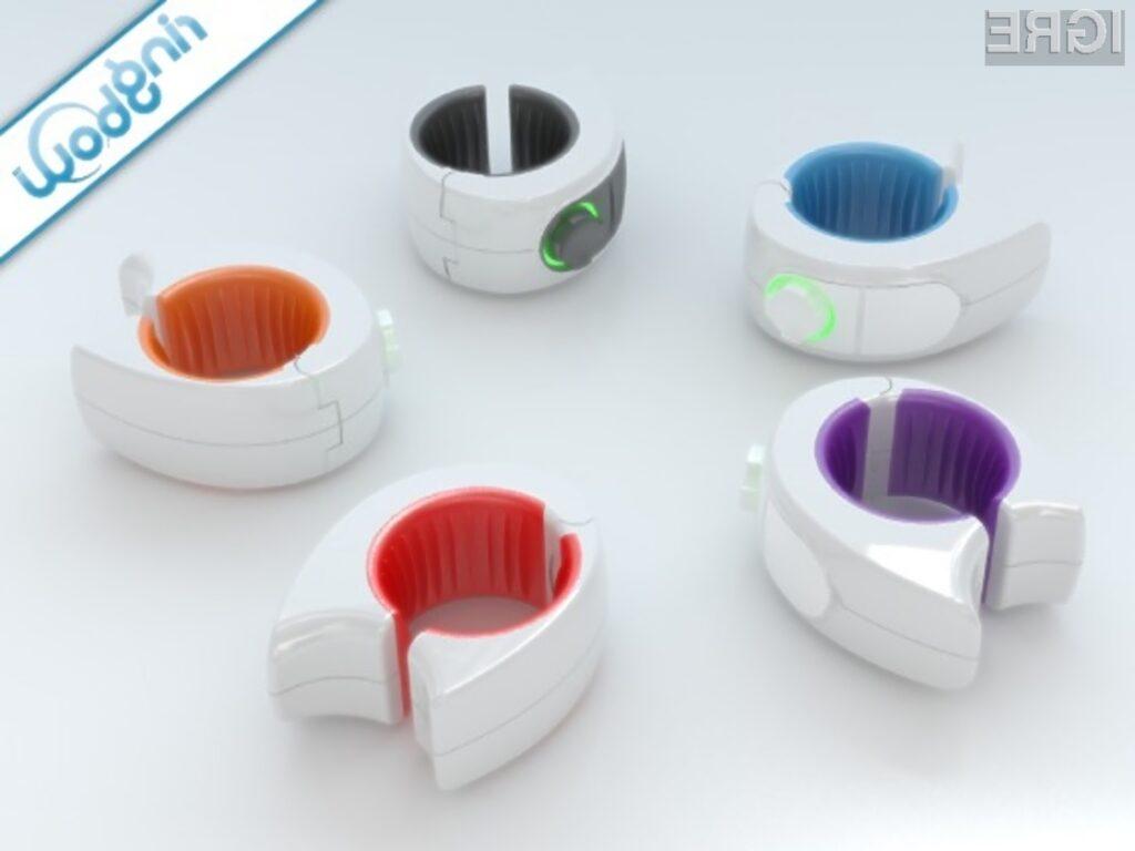 Igričarski prstan Ringbow podjetja Kickstarter močno poenostavlja igranje iger na dotik občutljivih zaslonih!