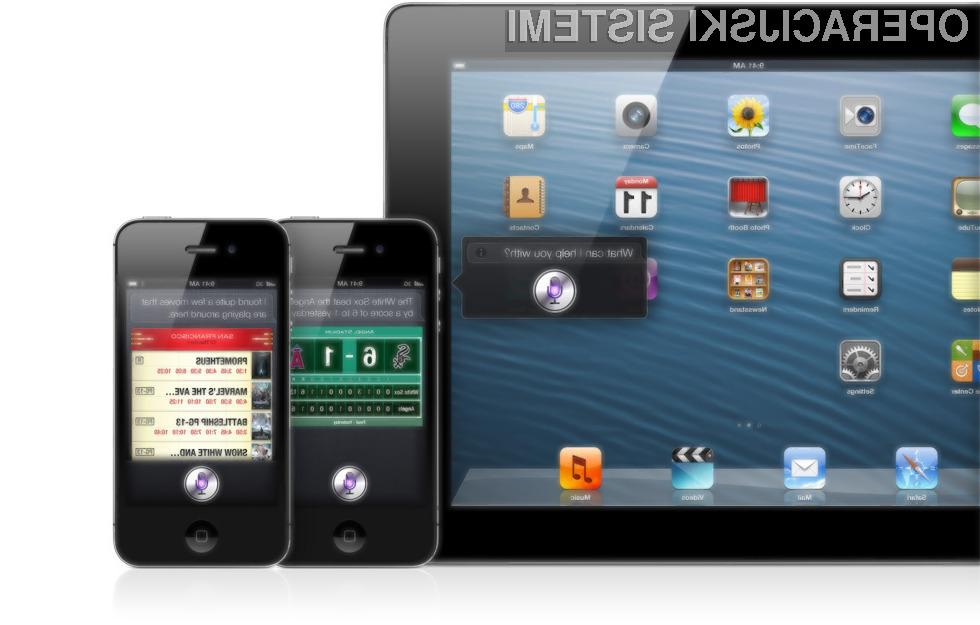 Novi Applov mobilni operacijskem sistemu iOS 6 navdušuje v vseh pogledih!
