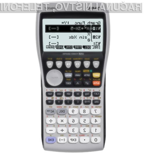Grafični kalkulator Casio FX-9860G II