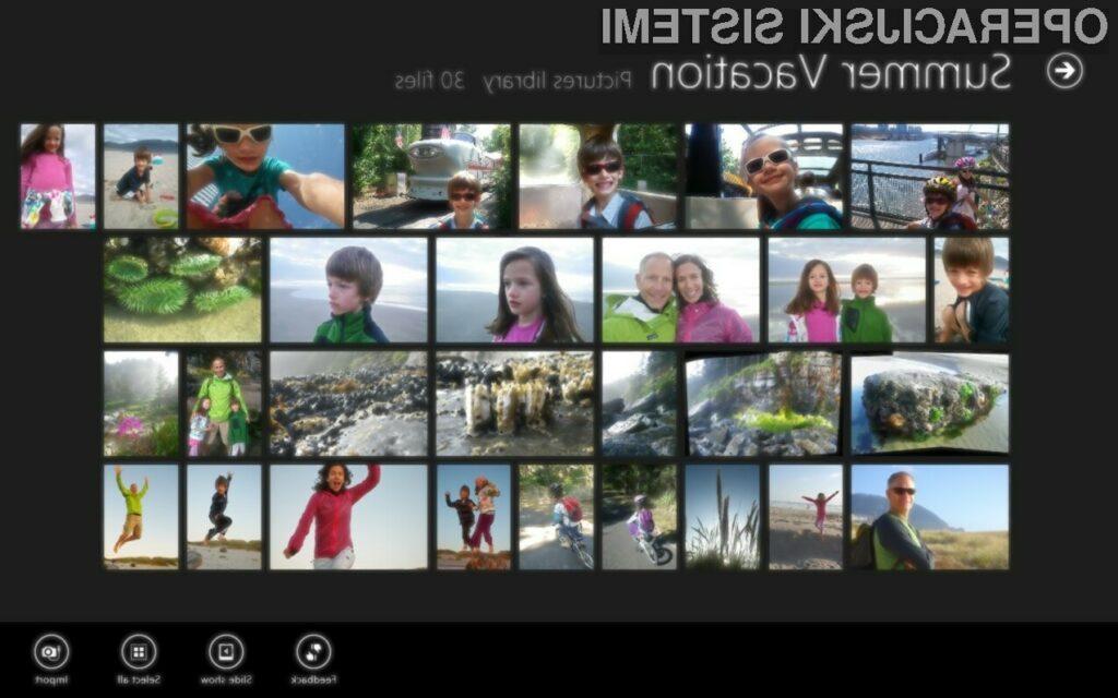 Pri aplikaciji Microosft Photos so vse fotografije na dosegu roke!